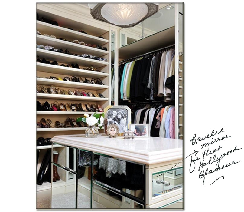 Beautiful My Hollywood Closet