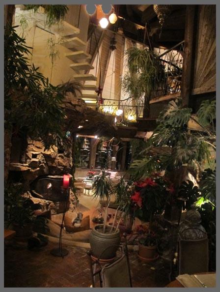 Magic Mushroom House
