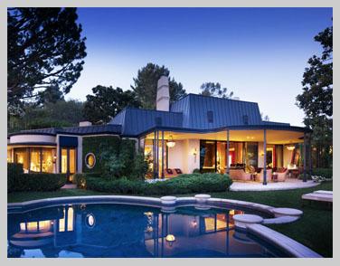 Trousdale Estate by Donna Livingston Design