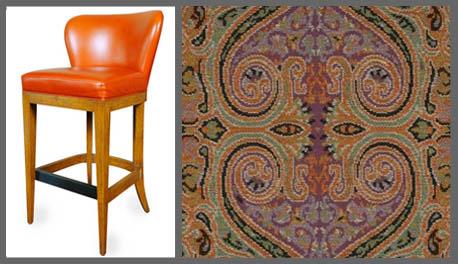 Donna Livingston Design Tulip Chair